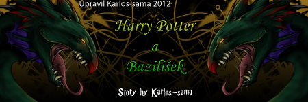 Harry Potter a Bazilišek (3)